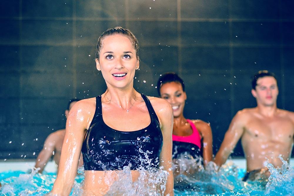 Aquafitness : une opportunité de carrière pour <br/>les maîtres-nageurs