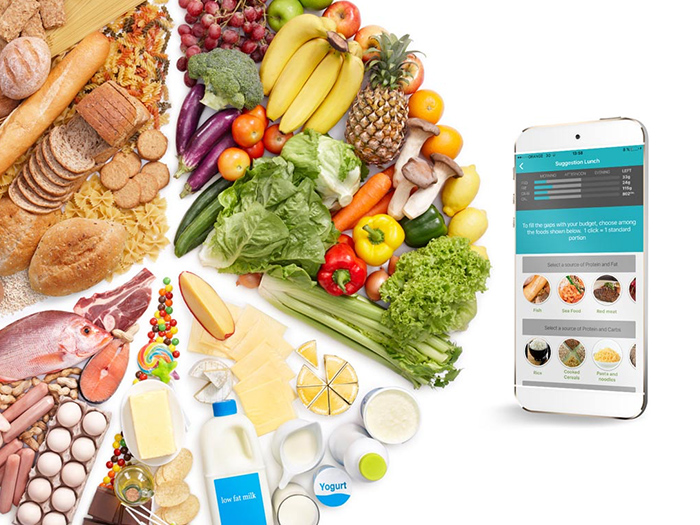 DietSensor ou la révolution du scanner nutritionnel