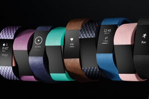 FITBIT Charge 2, le capteur grand public