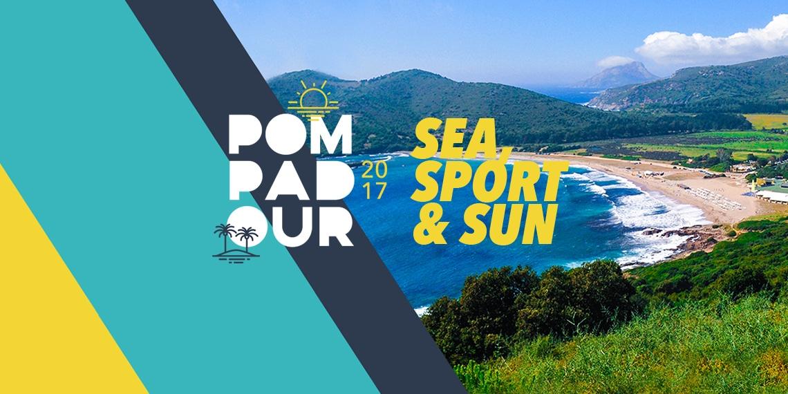 Pompadour 2017, du 10 au 14 juin : à vous les vacances fitness dans un lieu paradisiaque !