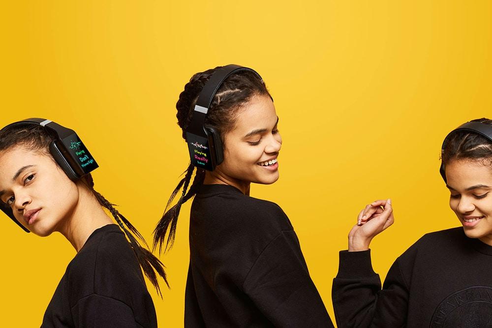 Le casque Vinci : un robot pour vos oreilles !