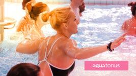 AQUATONUS™, du fitness fun dans l'eau signé Planet Aqua !
