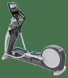 Fans d'elliptique, testez la CrossRamp® Technology de PRECOR !