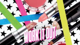 M.A.C. Cosmetics lance sa gamme de make up fitness, pour du sport glamour !