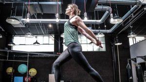 Retrouvez Lucile Woodward pour des cours de fitness gratuits au Forum des Halles à Paris