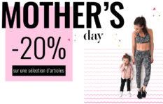 La boutique Planet Fitness fête les mamans, -20% de réduction sur une sélection d'articles !