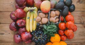 Des crampes et des fruits