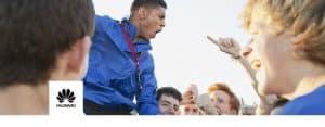 Huawei lance la Huawei Sport Academy pour aider les sportifs à réaliser leurs rêves