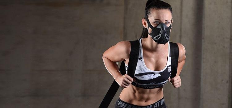 Le Phantom Training Mask pour entraîner vos muscles respiratoires