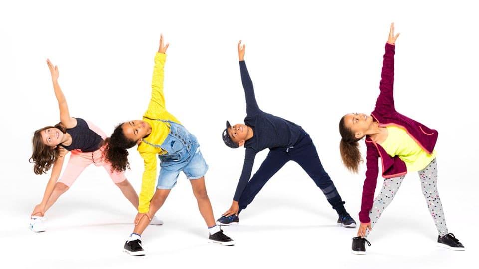 BORN TO MOVE : le remède contre l'obésité infantile