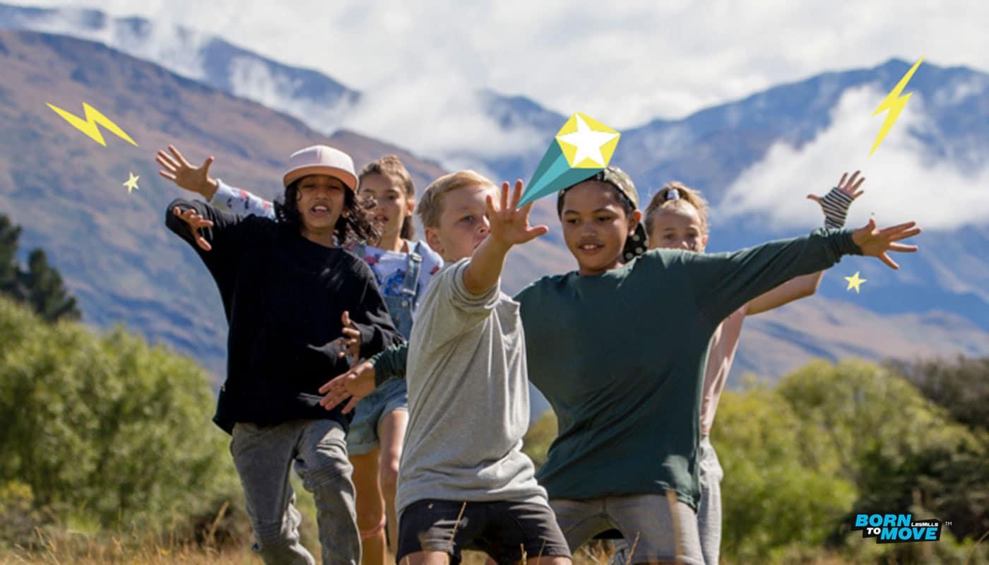 L'activité physique pratiquée pendant l'enfance protège les enfants sur le long terme