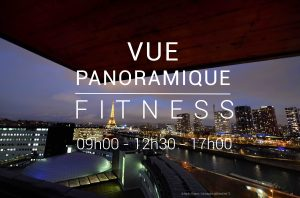 Radio France fête le fitness le 24 septembre 2017 à Paris !