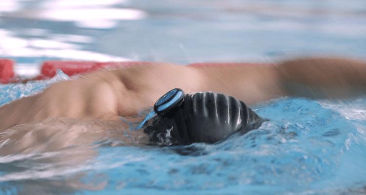 Clip'n Swim, le baladeur de l'été qui va sous l'eau avec vous !