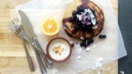 Protéines au p'tit dej : testez les pancakes à la farine de Sarrazin