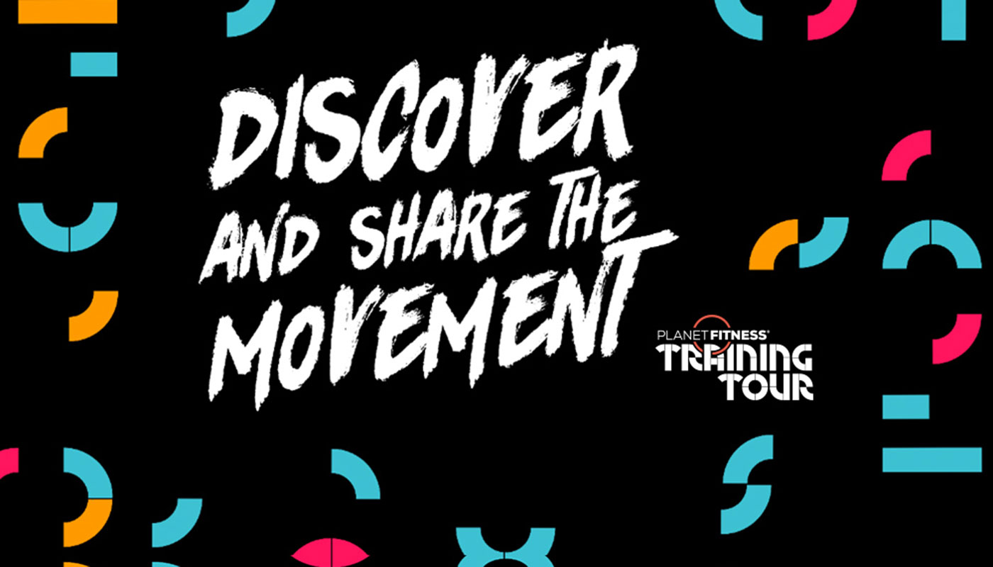 Planet Fitness Training : Un tour du fitness en 10 étapes, en Belgique et au Luxembourg du 30 juillet au 15 octobre 2017