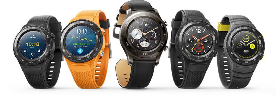 Huawei Watch 2, le coach sportif de la rentrée