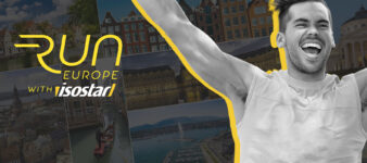 RUN EUROPE 2017, l'incroyable challenge WITH ISOSTAR