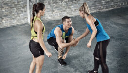 Devenir instructeur Fitness ? Avec les formations LES MILLS c'est possible !