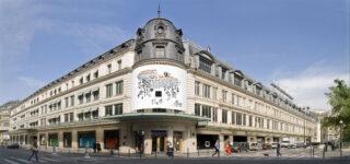Technogym prend ses quartiers au Bon Marché, la plus célèbre des épiceries Parisiennes