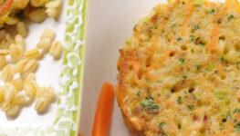 Galettes de blé aux carottes et aux poireaux : place à la cuisine d'hiver !