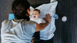 Trouvez votre activité préférée pour faire du sport avec bébé