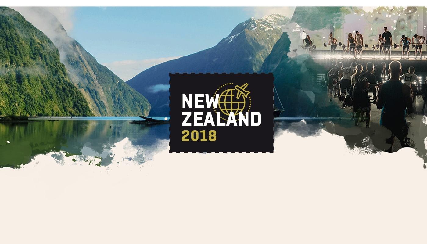 LES MILLS Euromed vous emmène en Nouvelle-Zélande sur la terre mère de LES MILLS