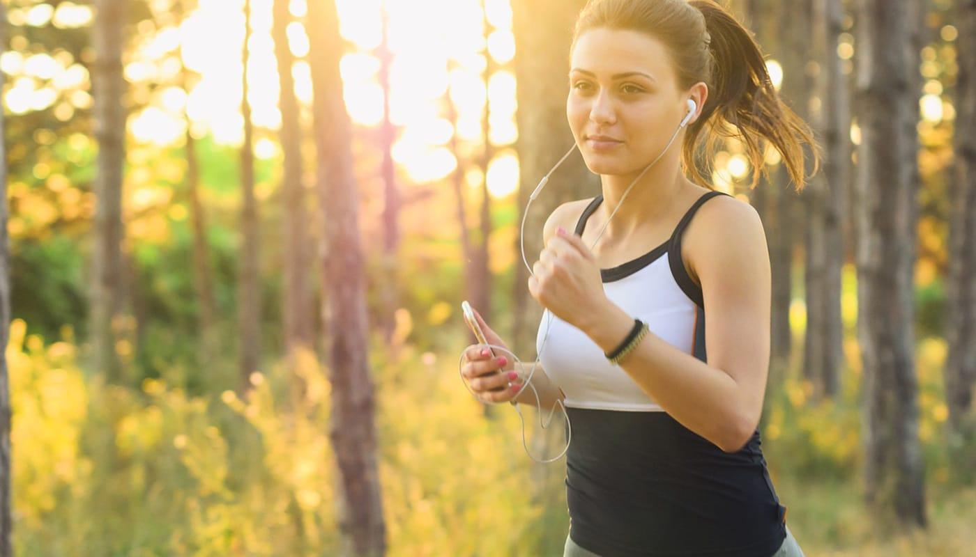 30 minutes de running tous les jours, c'est 9 années de vie en plus !