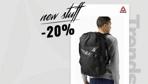 Offre Planet Fitness : – 20% sur les sacs REEBOK LES MILLS