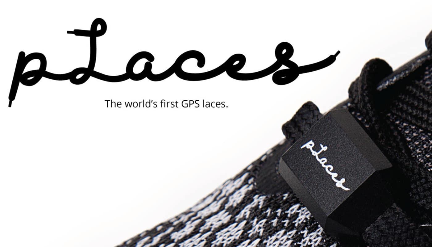 pLaces : les premiers lacets connectés du monde