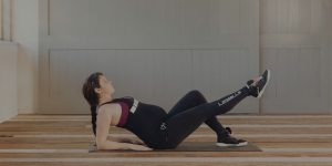 Gardez une ceinture abdominale forte pendant la grossesse