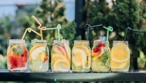Fabriquez votre propre boisson énergétique !