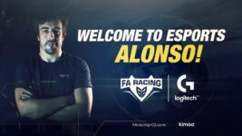 Fernando Alonso, premier pilote de F1 à se lancer dans l'e-sport