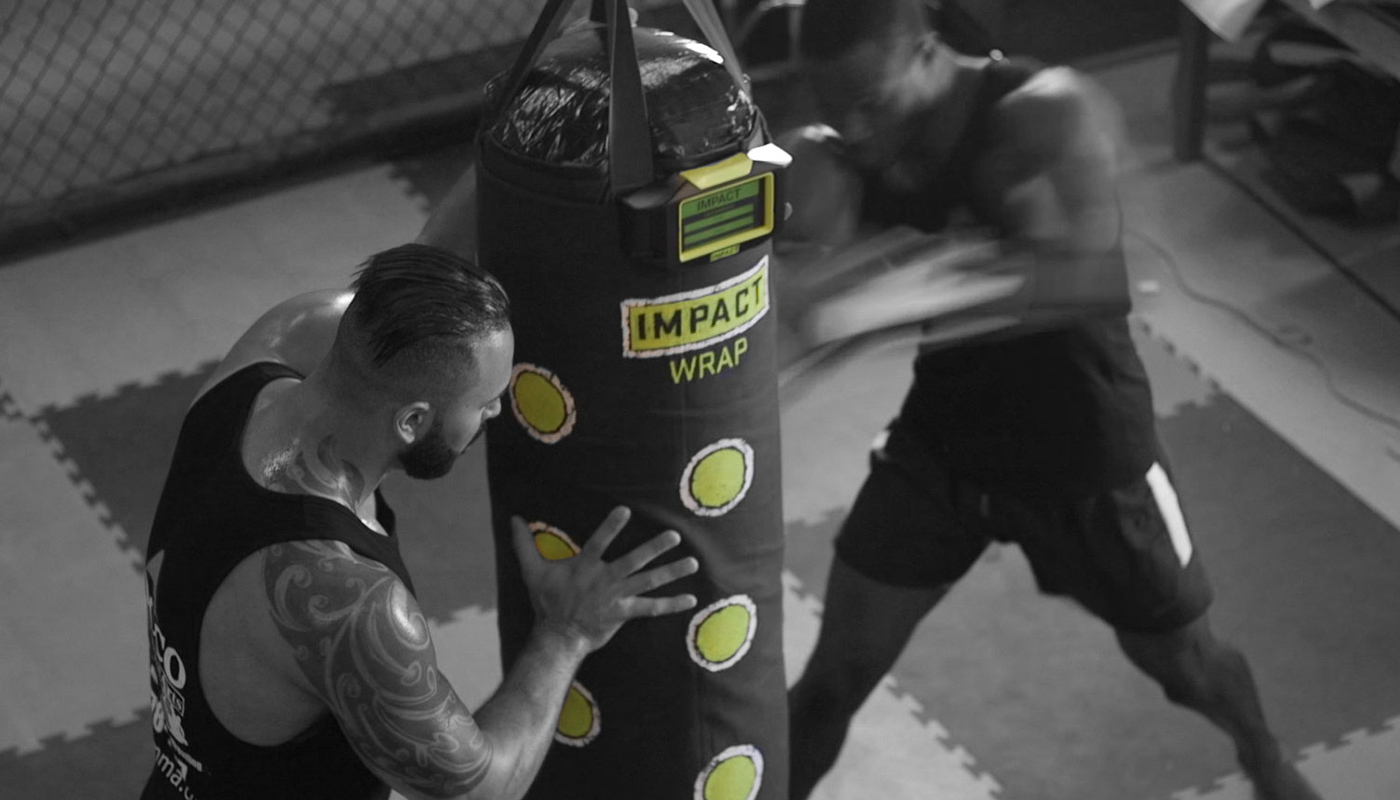 Impact Wrap, pour une expérience fun de la boxe !