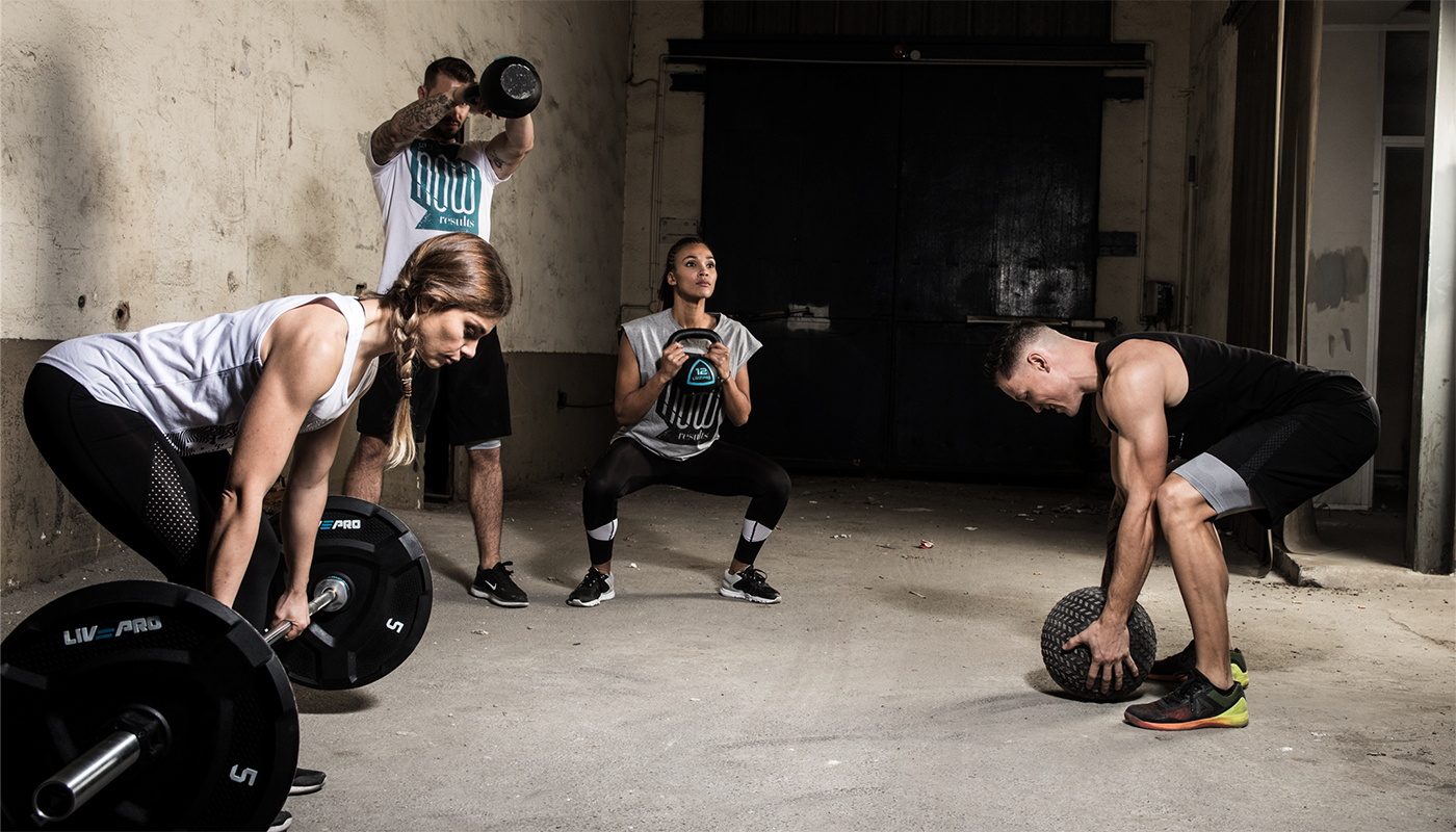 LIVE PRO, l'équipement star du functional training