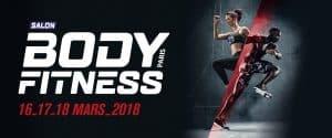 31ème édition du Salon Body Fitness Paris 2018 : Save The Date !