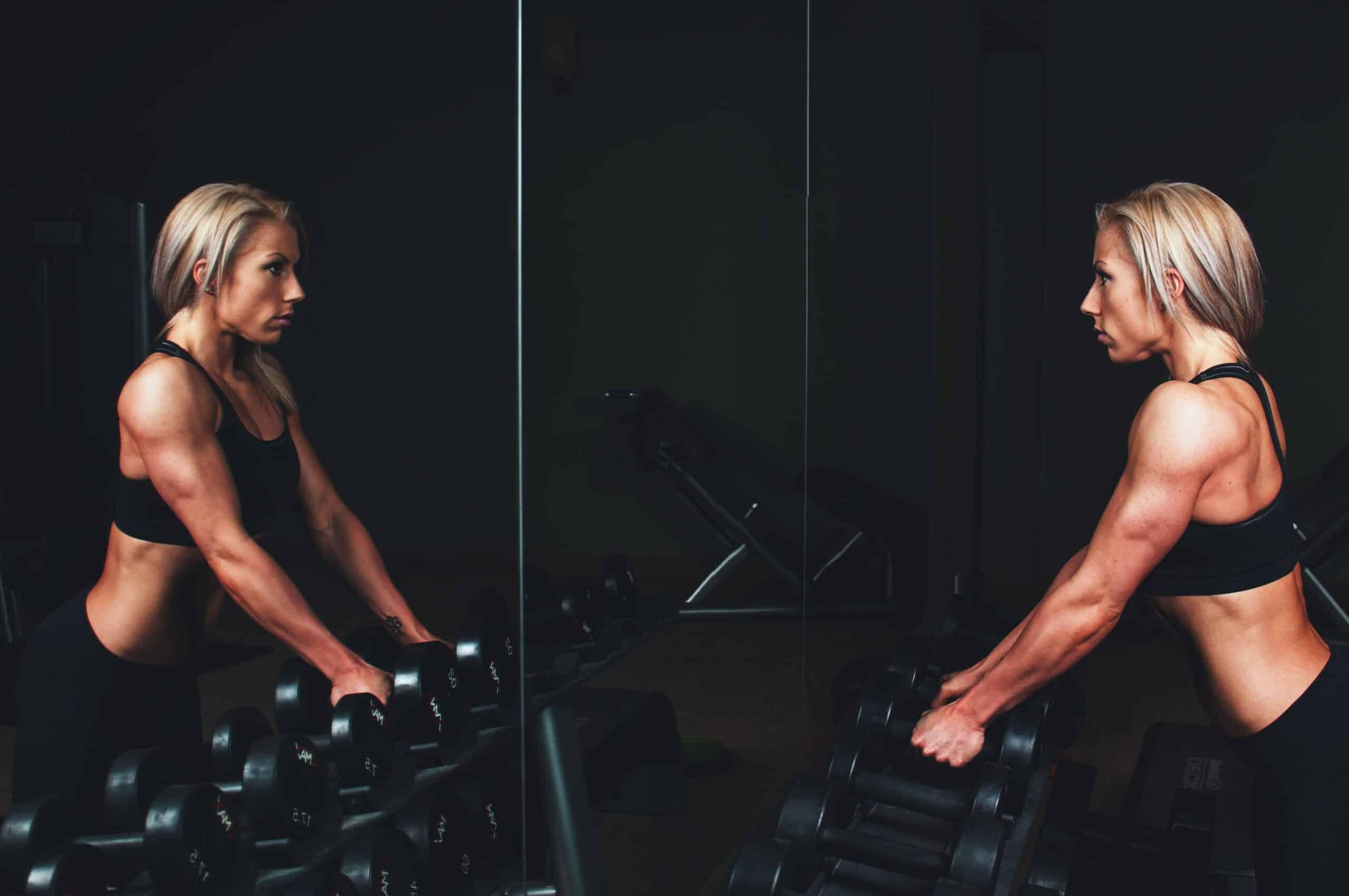Durant un effort physique, les muscles féminins s'oxygènent plus vite