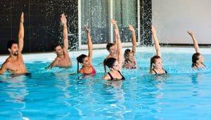 Waterflex et CMG Sports Club lance AQUAVITALITY DAY