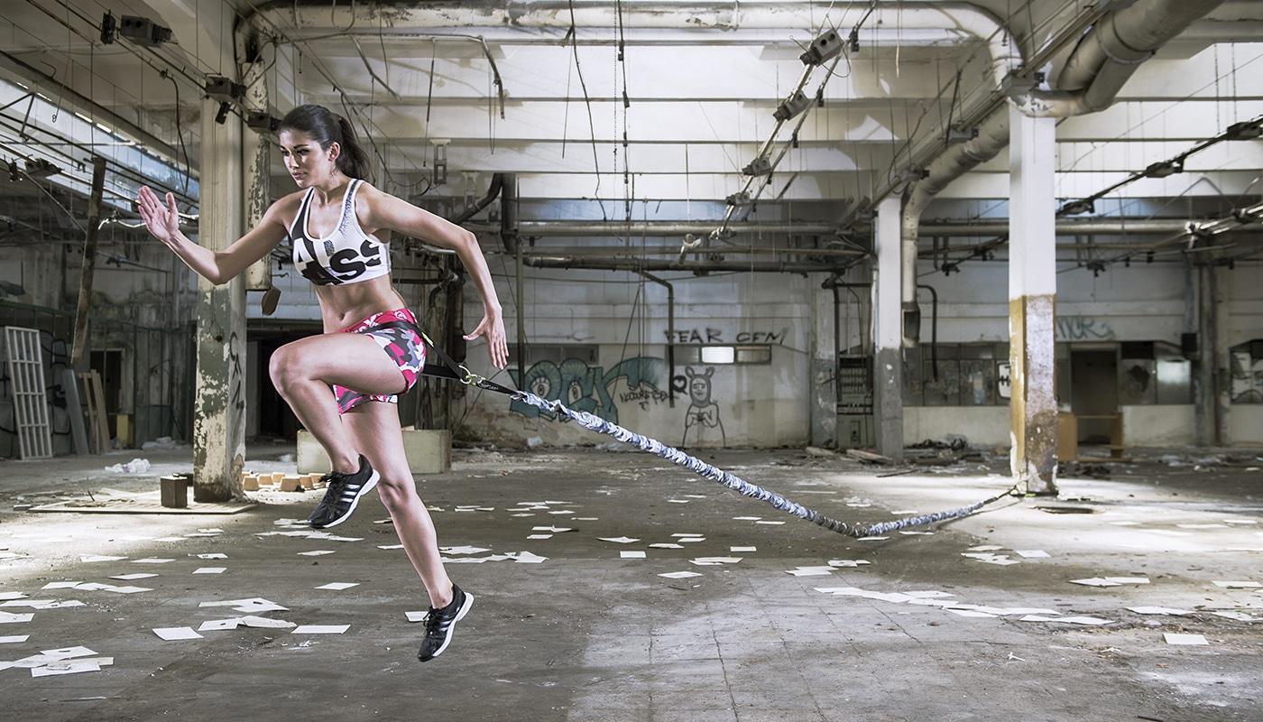 GUN-eX, l'entraînement fonctionnel des plus grands athlètes