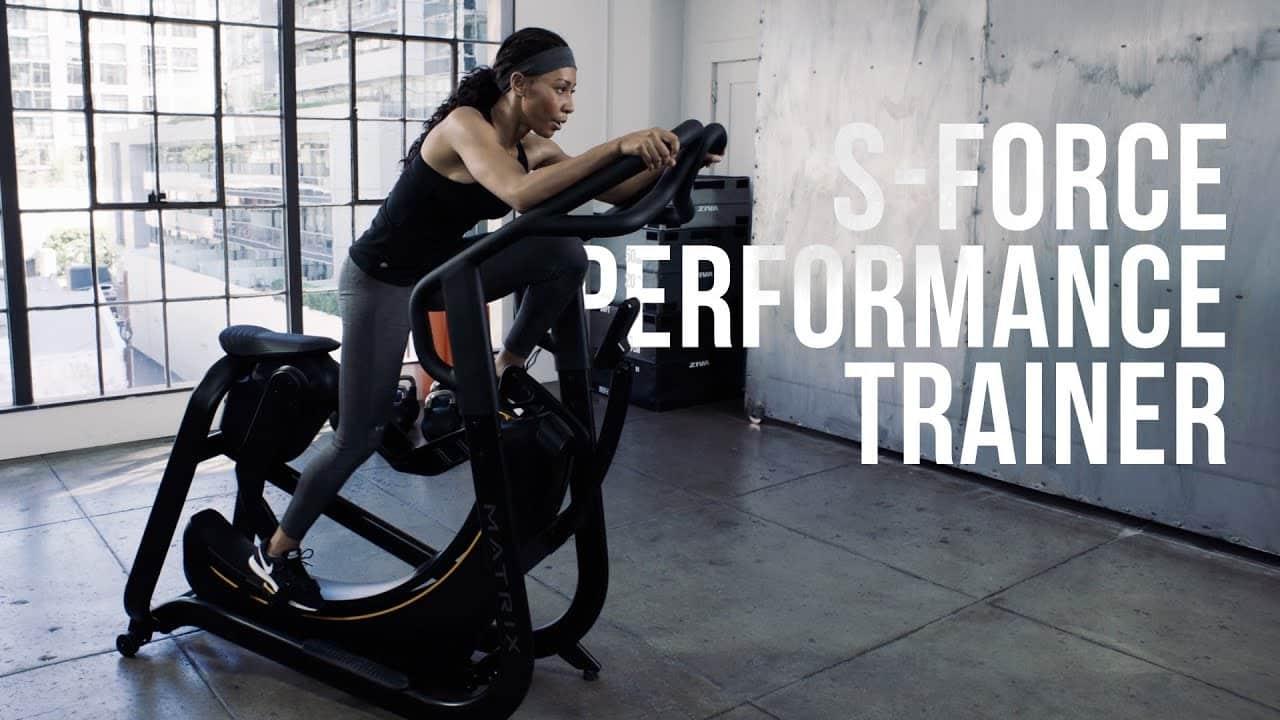 Matrix lance le S-FORCE Performance Trainer