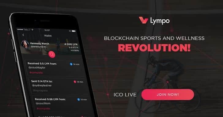 Lympo, l'appli mobile qui récompense les plus motivés