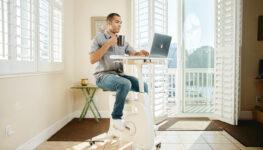 Faire du sport en travaillant, une proposition de FlexiSpot