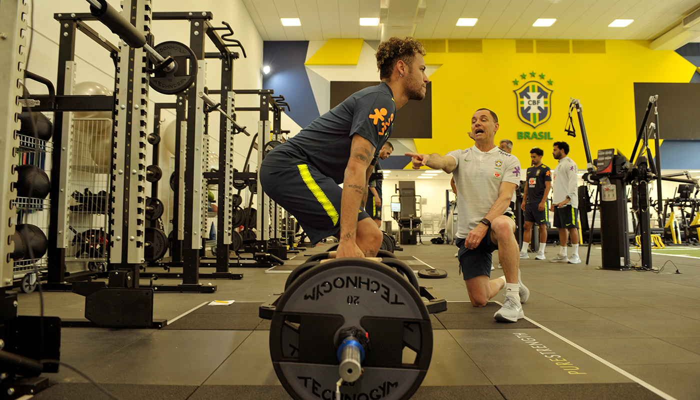 Technogym, partenaire officiel du mondial de football 2018