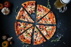 Mondial de foot : des pizzas healthy pour grignoter devant le match