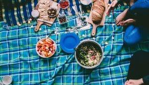 Idées recettes pour un pique-nique healthy