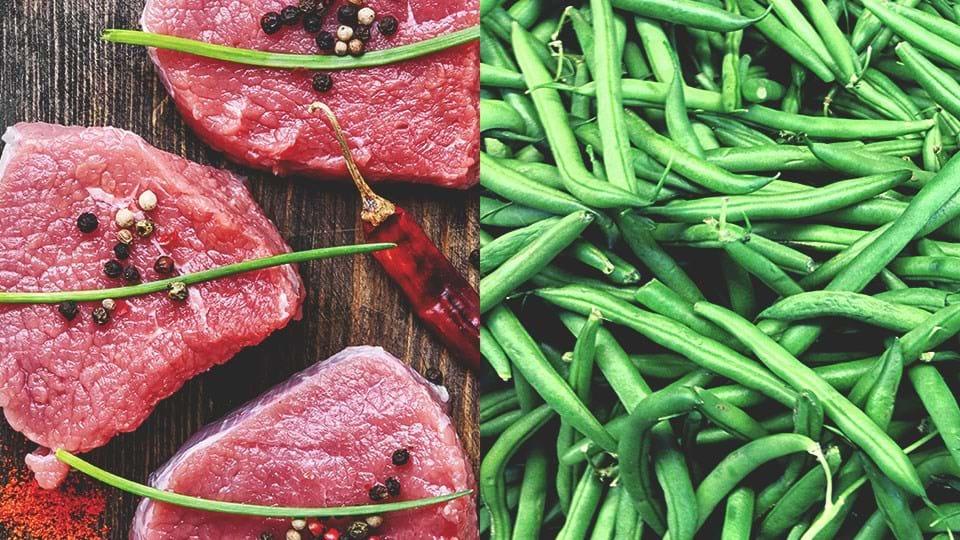 Construction du muscle : protéines animales vs protéines végétales