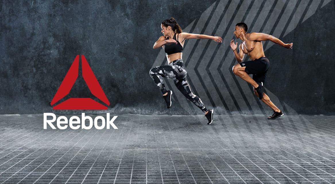 Foncez sur la nouvelle collection Reebok à la boutique Planet Fitness