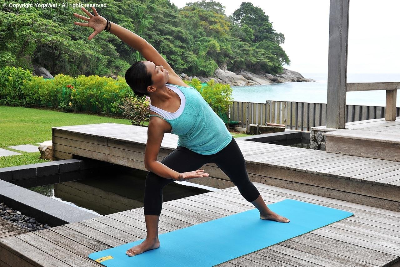 YogaWat, l'appli qui place le zen à portée de main !