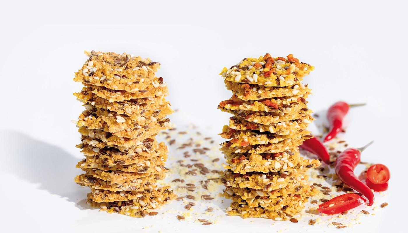 KRAFTICUS, des crackers protéinés aussi sains que votre esprit