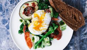 Que diriez-vous d'une omelette pour reconstruire vos muscles ?