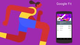 L'appli Google Fit fait peau neuve !